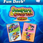 Super Super Inc's Compare and Contrast Fun Deck  {App Review}