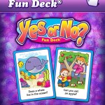 Super Duper Inc's Yes or No Fun Deck  {App Review}