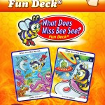 Super Duper Inc's What Does Miss Bee See Fun Deck  {App Review}