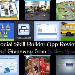 Social Skill Builder {App Review & Giveaway}