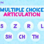 Multiple Choice Articulation from Erik X. Raj {App Review & Giveaway}