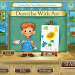 Describe with Art {App Review & Giveaway}