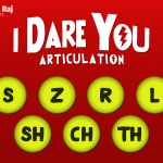 """I Dare You Articulation"" {App Review & Giveaway}"