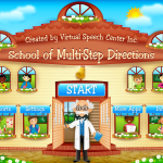 School of Multi-Step Directions app from VSC {Appy Friday Review}