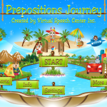 Prepositions Journey app from VSC {Appy Friday Review}