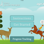 Speech Therapy for Apraxia app by NACD {Appy Friday Review}