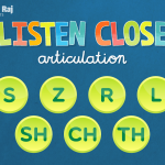 Listen Close Articulation by Erik X. Raj {Appy Friday Review & Giveaway}