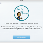 Let's Be Social from Everyday Speech {Appy Friday Review & Giveaway}