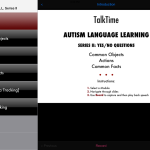 Autism Language Learning {Appy Friday Review & Giveaway}