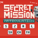 Secret Mission Articulation from Erik X. Raj {Appy Friday Review & Giveaway}