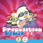 Preposition Remix from Smarty Ears {Appy Friday Review & Giveaway}