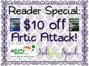 Reader Special: Grab Artic Attack for $10 off!