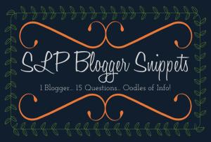 SLPBloggerSnippets
