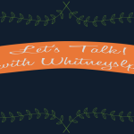 SLP Blogger Snippets: Let's Talk! with Whitneyslp