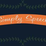SLP Blogger Snippets: Simply Speech
