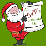 An SLP's Christmas List