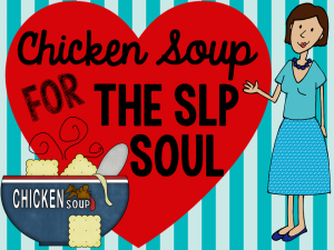 Chicken soup blog hop