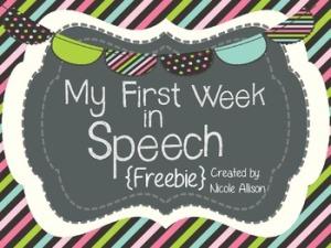 firstweek