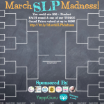 March SLP Madness – Round One!