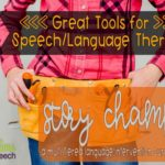 Great Tools for SLPs: Story Champs